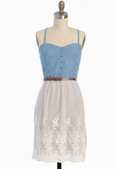 Modern Vintage Summer Dresses