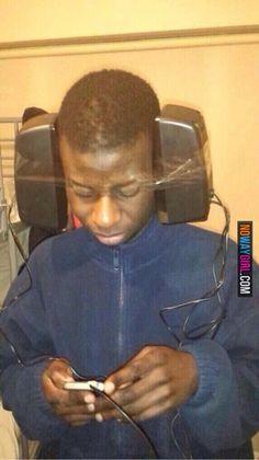 Ghetto Beats By Dre. Ctfu