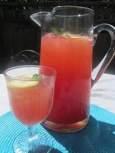Watermelon Lemonade #PaleoDieting