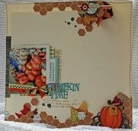 A Project by kfougeron from our Scrapbooking Gallery originally submitted 11/11/12 at 05:04 PM