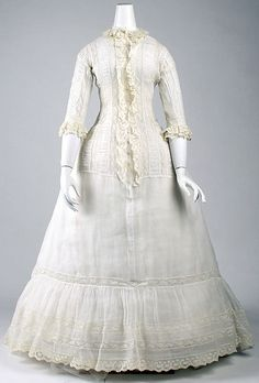Dress #1877 #1870s #VBT