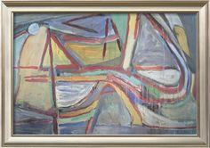 Sans Titre, 1966 Print by Bram van Velde at Art.com