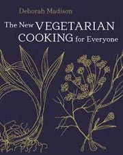 Giveaway: The New Vegetarian Cooking for Everyone by Deborah Madison [Expires 9.12.14] #giveaways