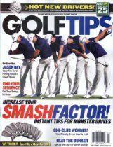 Golf Tips (1-year auto-renewal)    Golf Tips