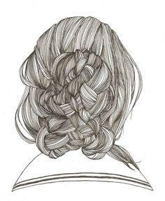 Infinity Hair Knot
