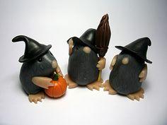 Quernus Crafts: Halloween Moles