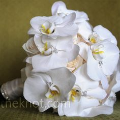 Bride bouquet, but yellow Calla Lilies instead of white Rose
