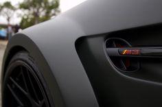 BMW M3 Matte Black M3