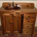 Country Bathroom Vanity Design Gallery