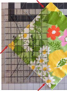 Sew Kind Of Wonderful - Quick Curve Ruler ideas