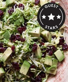 4-Ingredient Brussels Sprouts Salad
