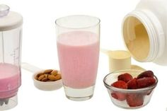 Low-Calorie Weight Loss Protein Shake Recipes