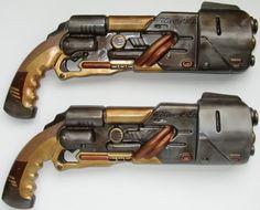 Strontium Dog - Johnny Alpha blaster