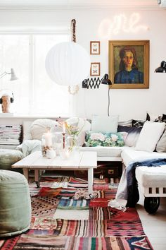 creative living room #covetlounge @covetlounge
