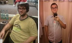 Meet Daniel, the Austrian Rebel Who Dropped 109 Pounds (via @Nerd Fitness)