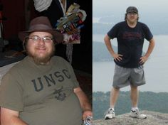 How Nick the Tobacconist Lost Over 60 lbs: A Nerd Fitness Success Story (via @Nerd Fitness)
