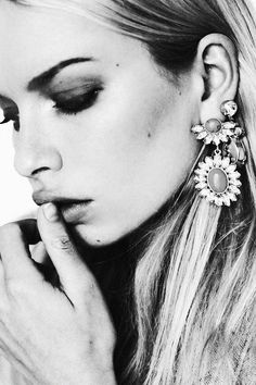 earrings :::