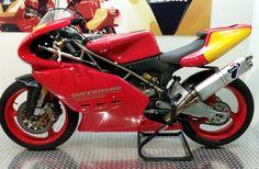 Ducati 550 Supermono: the sound of thunder