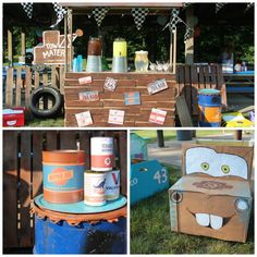 Tow Mater Birthday Party... Palmtreesofiowa.blogspot.com