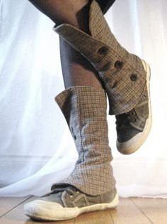 boot top, boot cover, leg warmers