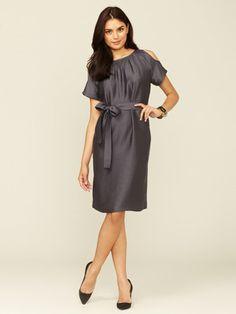 cynthia rowley, 2012 fashion, shoulder dress