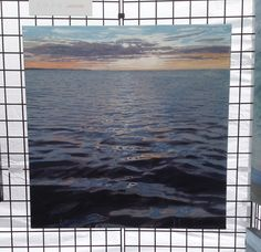 #painting by Joseph Sampson at #Toronto Outdoor #Art Exhibit via http://lifeovereasy.com/