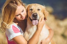 Interesting! -> Why dogs don't like to be hugged #dog