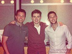 Ryan, Emmet, Colm