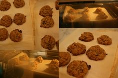 Freshly baked cookies made with the #WolfgangPuckOven! Read the full review from Musings From A Stay At Home Mom