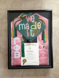 Kappa Delta Shadow Box :)