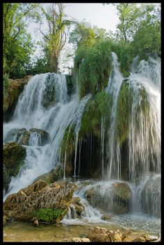 Kravice Waterfalls on Trebižat River in Bosnia and Herzegovina (by John P Proctor).