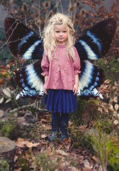 The Butterfly Girl by HTKAF AW12