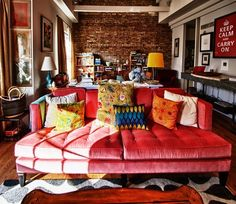 Bohemian Homes // Chilled out, lazy, Eclectic and Bohemian Homes ...