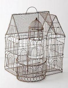 Bird cage - Marie Christophe