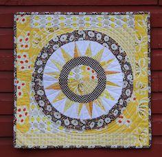 quilt modern, citi hous, mini quilts, small quilt, quiltingsew inspir, miniatur quilt, hous studio