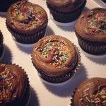 coffee nutella cupcakes