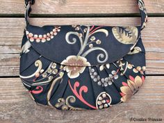 A Creative Princess: Handmade Christmas: Purses