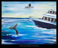 boston, cruises, paints, paintings