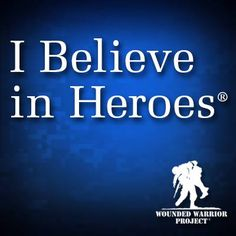 Thank you Wounded Warrior Project for supporting our heroes in need! - MilitaryAvenue.com