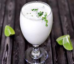Coconut Lime Smoothie (vegan)