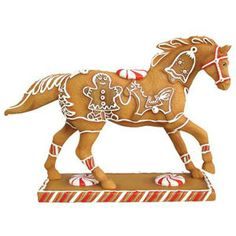 Trail of Painted Ponies - Gingerbread Pony