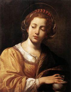 Simon Vouet (9 January 1590 – 30 June 1649)/Magdelene