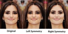 """Proof that everyone really does have a """"good"""" and """"bad"""" side. Except Penelope Cruz. She's just... damn her."""