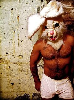 // manimal, creepi, costumes, animals, mascaras, angri rabbit, masks, anim pack, medium