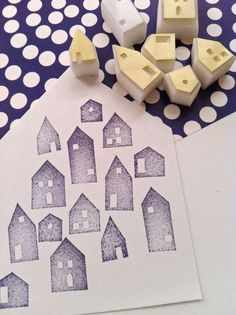 house rubber stamp s