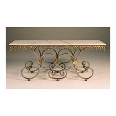 French pastry table for dining room