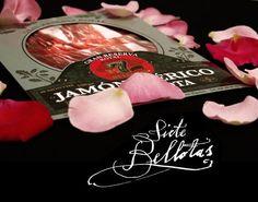 """Despierta tu """"Séptimo Sentido"""" con el jamón ibérico http://7bellotas.com/ puro #iberico de #bellota #patanegra"""
