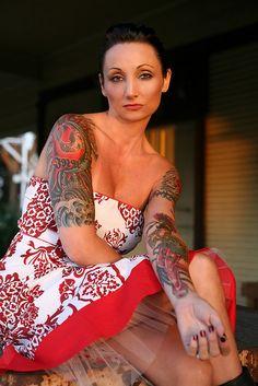 #Tattoos#Girls