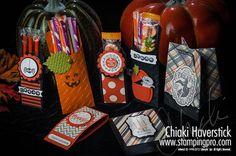 Halloween treat holders 2012