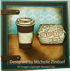 Perfect Blend – Stampin' Up! Card Tutorial #628 |